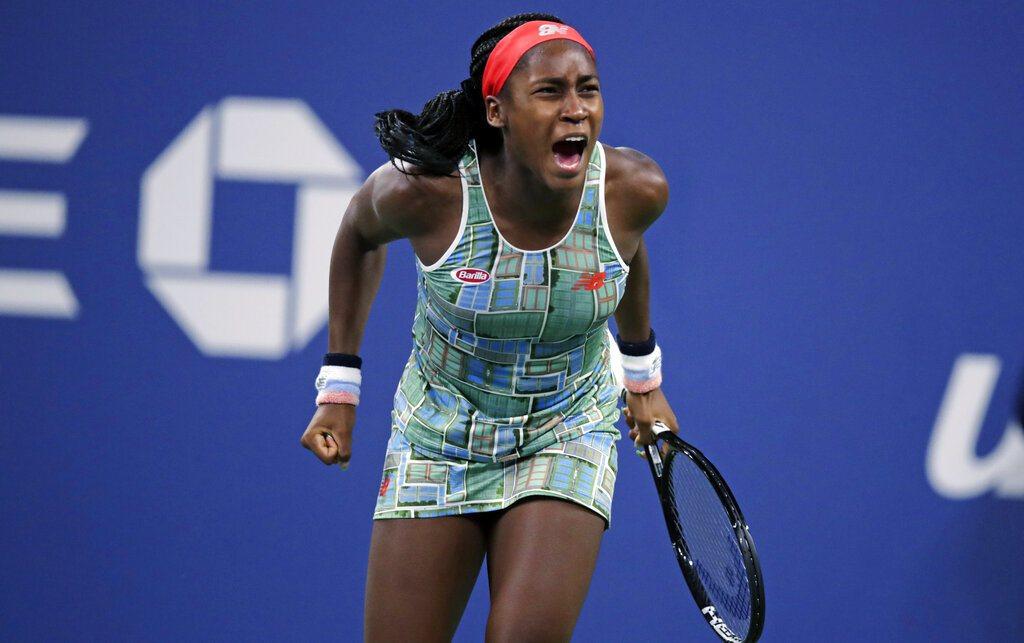 美國15歲天才少女高芙12日在WTA奧地利林茲網賽再度締造新猷,生涯首闖WTA決...