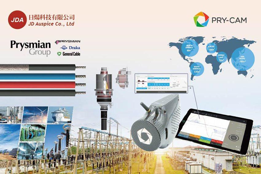 日煬科技於2019年獨家引進多款電纜線,施做高於EN 50618測試基本要求,品...