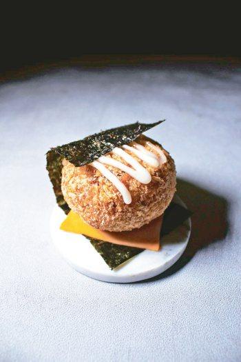 日式醬燒炸飯糰 圖/台灣廣廈提供