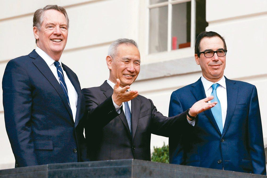美中新一輪貿易談判傳出已達成第一階段協議,激勵美股上周五大漲,有利台股明天啟動補...