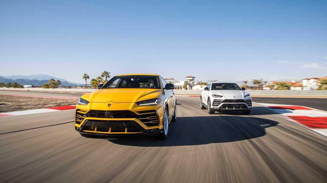 Lamborghini Urus讓休旅車也有十足的超跑感。 摘自Lamborgh...