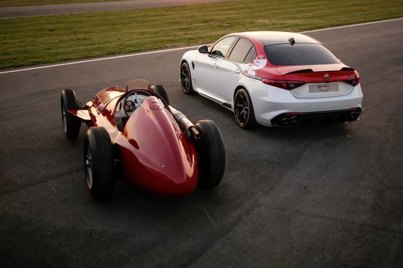 Alfa Romeo在賽車運動中的歷史悠久。 摘自Alfa Romeo