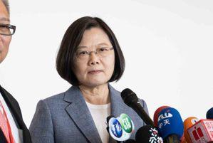 韓國瑜邀辯兩岸政策 蔡英文:等政見發表會