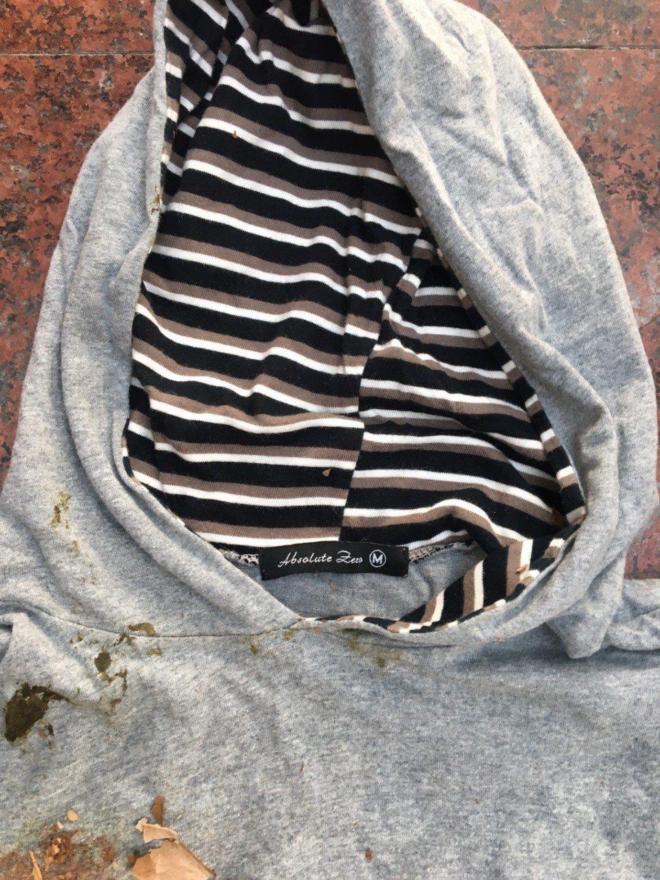 女嬰發現時全身赤裸,不過身下有衣物鋪在地面。圖/高市社會局提供