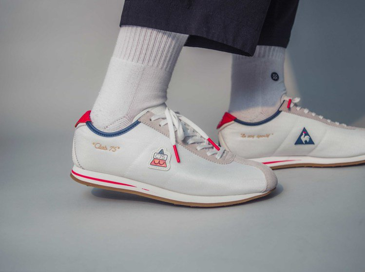 le coq sportif與Club 75聯名系列Montpellier鞋款,...
