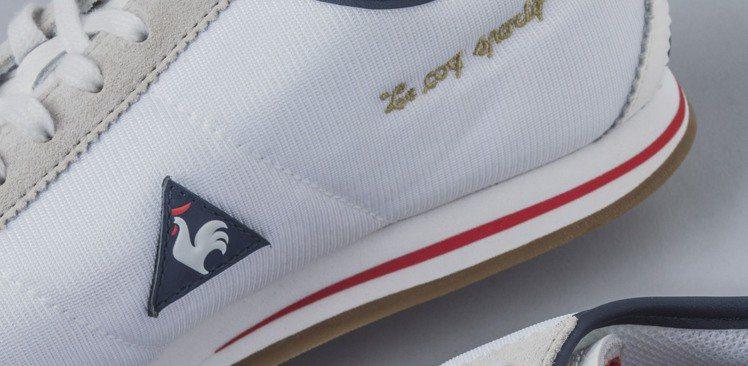le coq sportif與Club 75聯名系列Montpellier鞋款以...