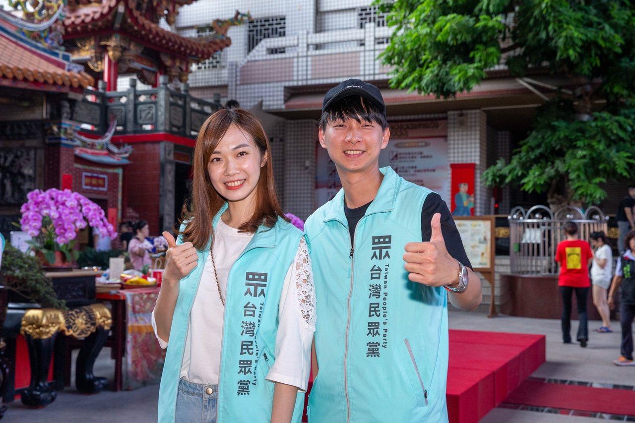 台北市長柯文哲成立台灣民眾黨,準備搶攻國會席次,民眾黨今也宣布2位新任發言人,分...