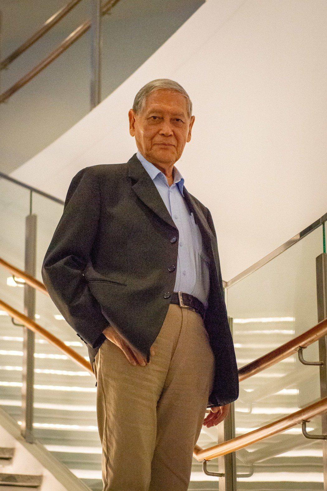 石雋是第49屆金馬獎「終身成就獎」得主。圖/高雄電影節提供