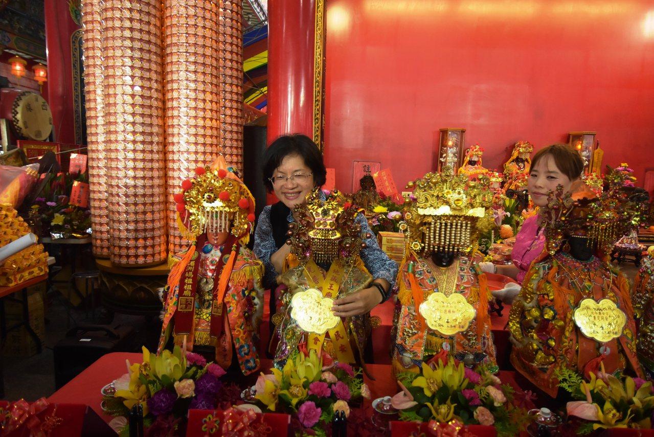 彰化縣媽祖祈福文化節今年起轉型,每年活動主要在爐主宮所在地鄉鎮市辦大型活動,不再...