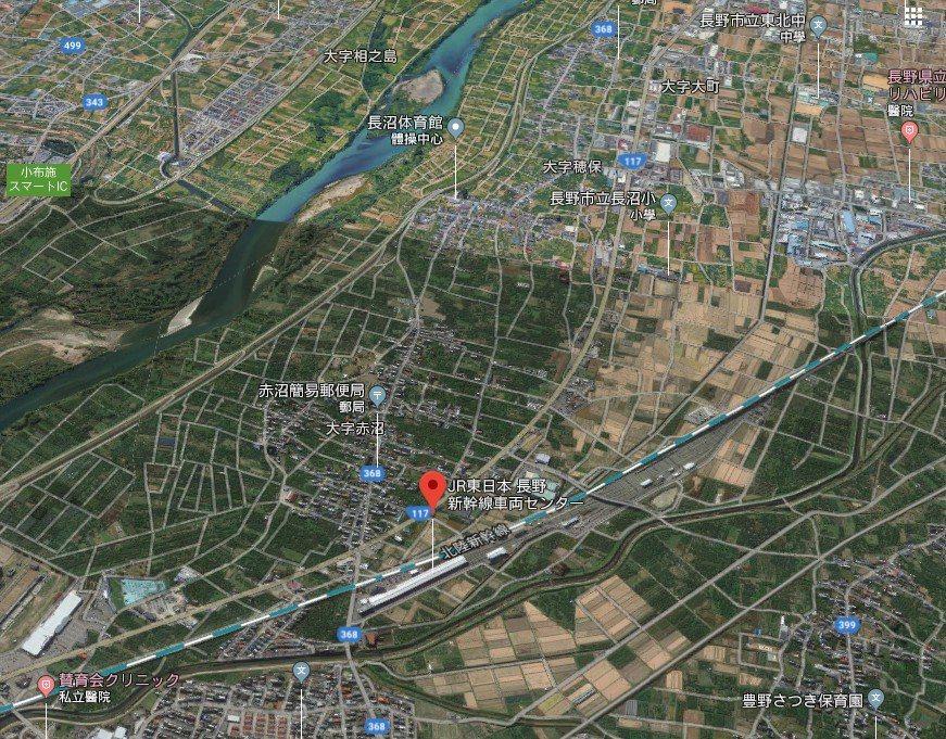 圖/截自google map