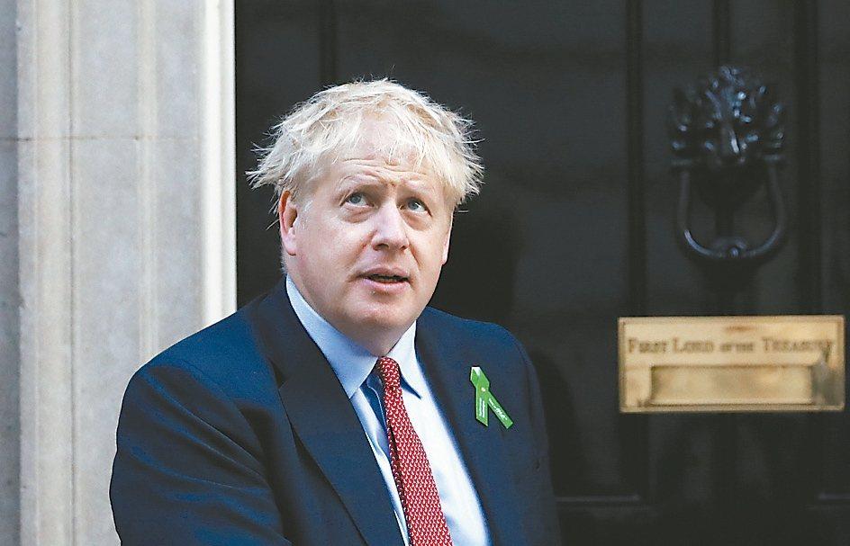 英國首相強森