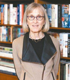 哈佛大學教授戈爾汀(Claudia Goldin)