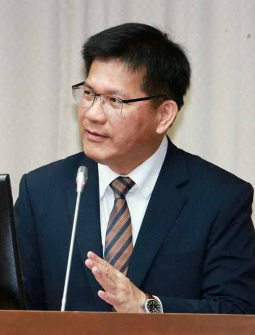 交通部長林佳龍。 聯合報系資料照/記者黃義書攝影