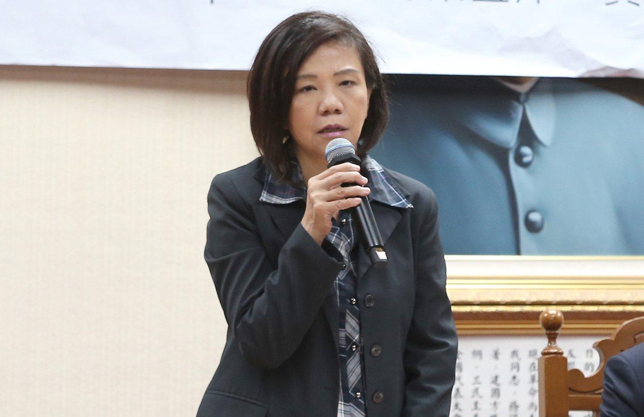 民進黨立委葉宜津。 聯合報系資料照/記者林澔一攝影