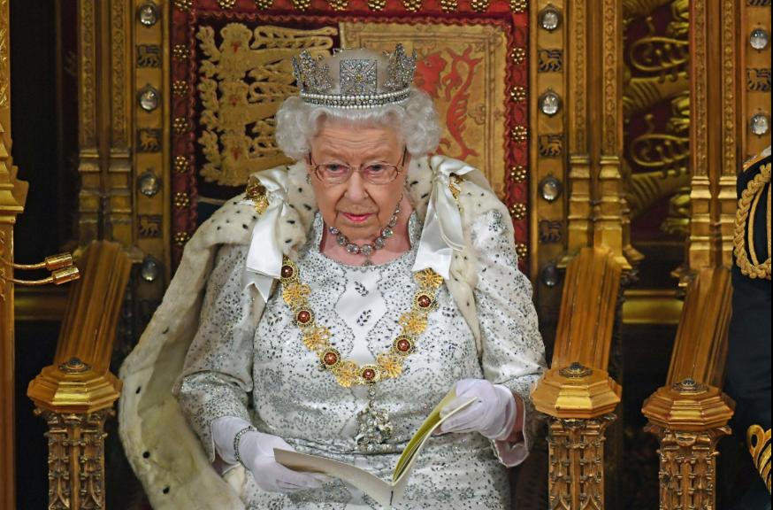 英國女王伊麗莎白二世今天發表「御座致辭」(Queen's Speech),闡述首...