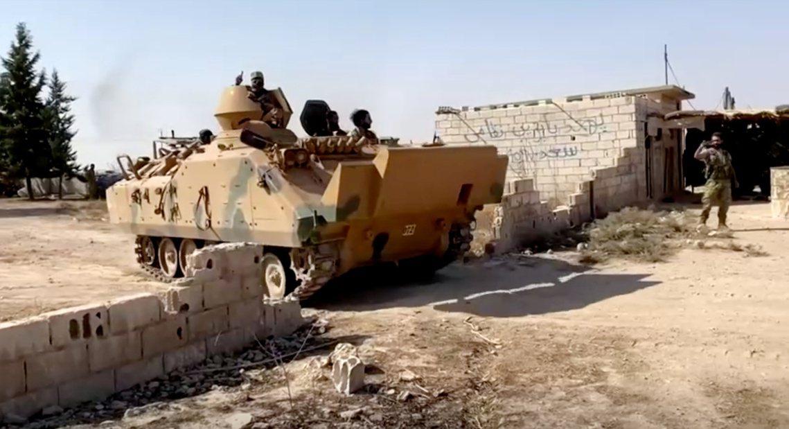 遭土耳其、敘利亞反抗軍聯手猛攻的敘利亞庫德人,13日與敘利亞總統阿薩德達成共識,...