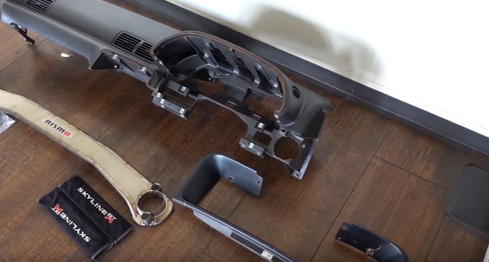 小至內裝零件都有備料。 截自SAMMIT影片