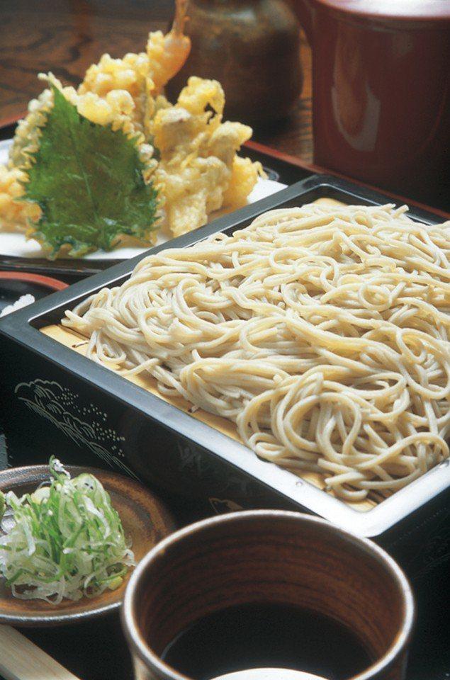 秋季限定美食2 新蕎麥麵