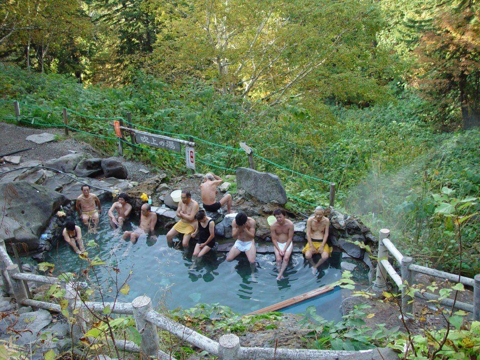 超密湯!少數人才知道的十勝岳山中混浴露天溫泉