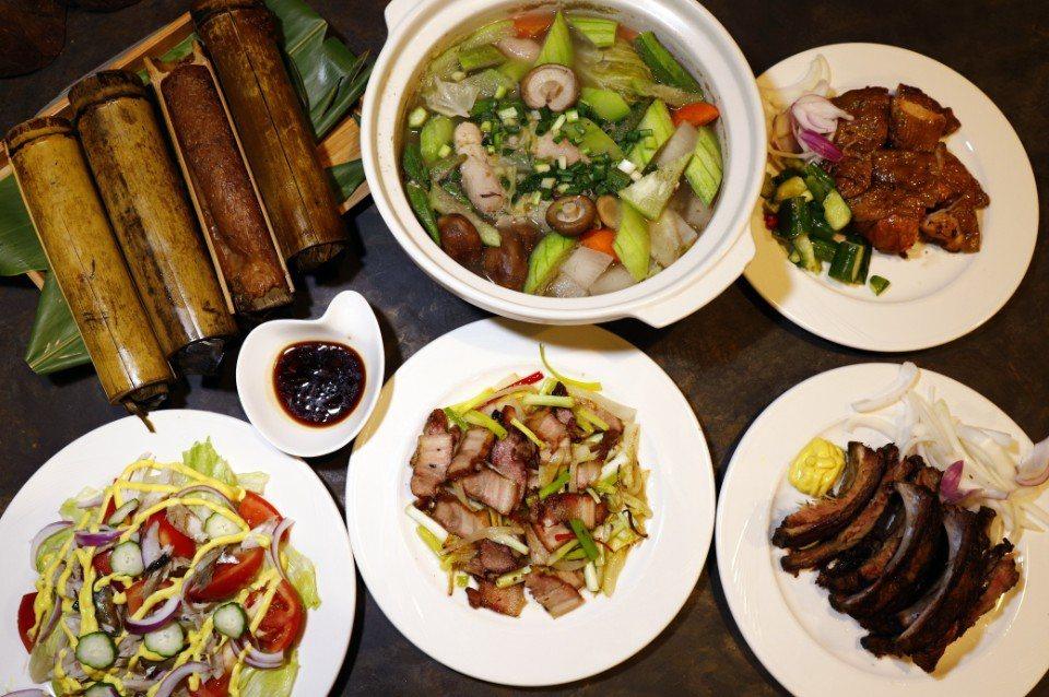 神山部落宛如霧台的廚房,有許多餐廳提供各式風味餐,選擇相當多元。