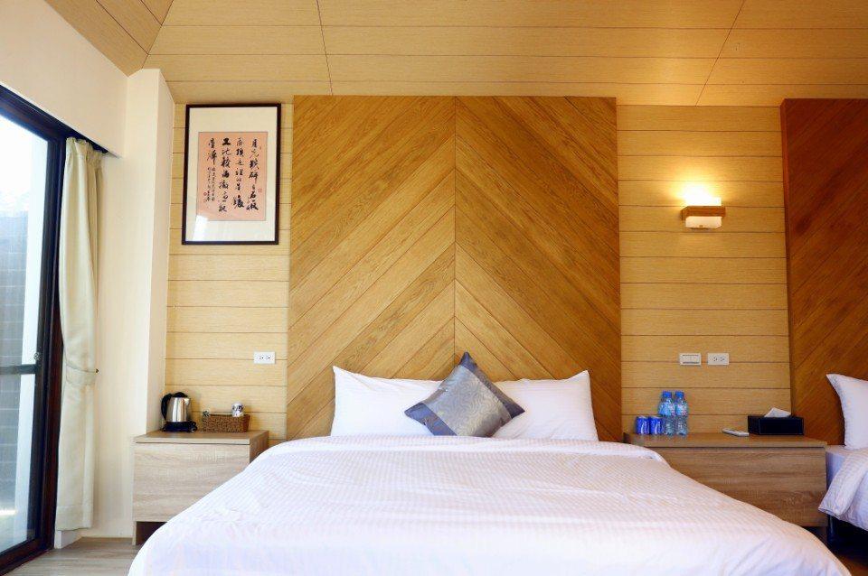 挑高的室內格局,寬敞舒適。