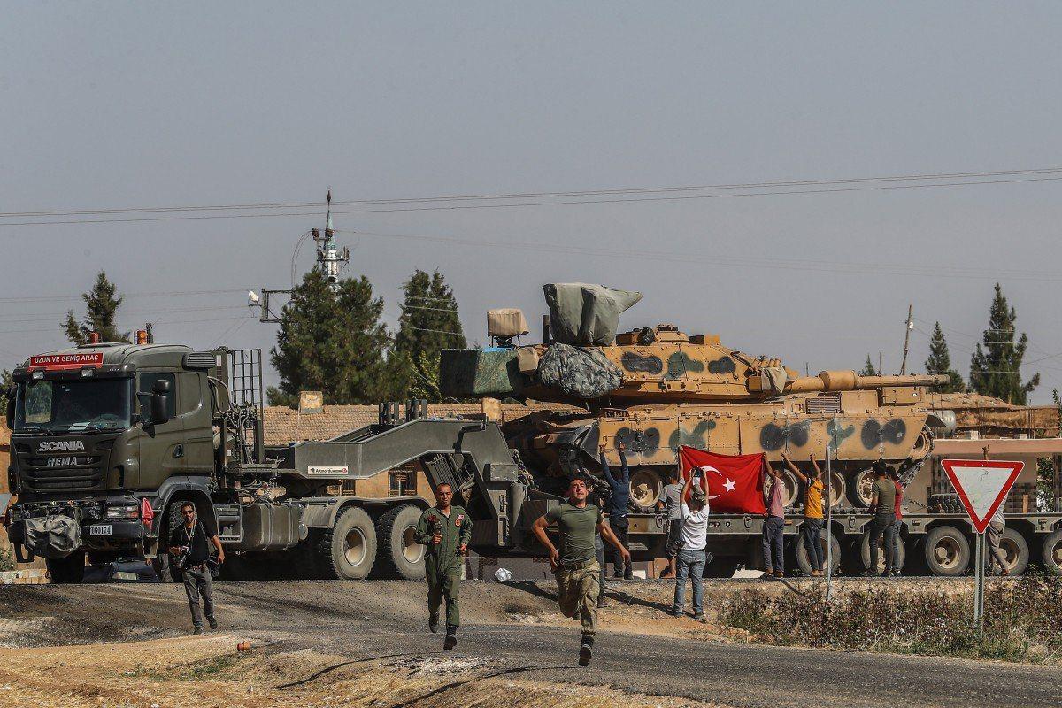 土耳其持續向敘利亞北部發動攻擊,東南亞國家擔心,逃離敘利亞的IS聖戰士恐返國進行...