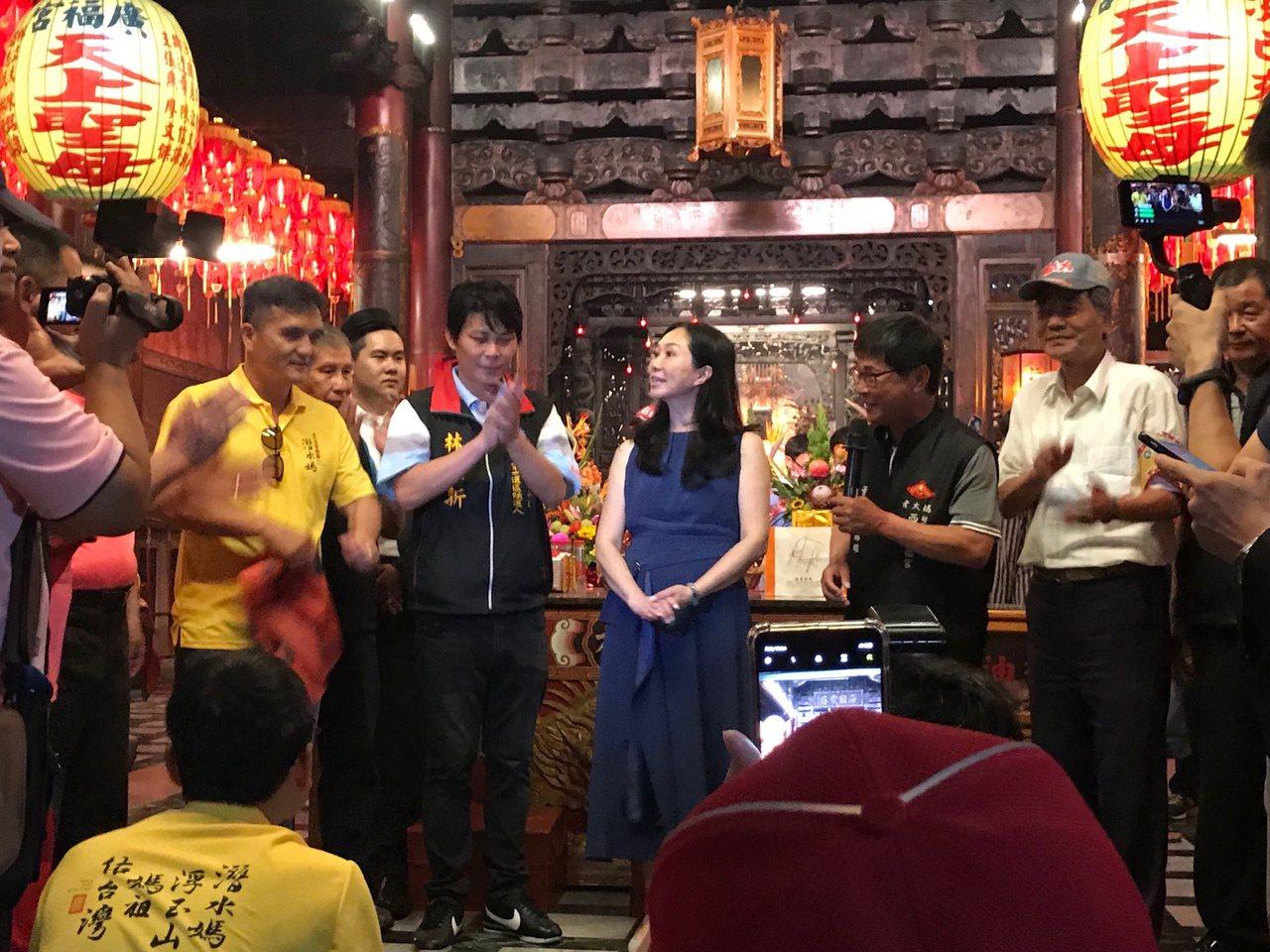 國民黨提名台中市立委參選人林佳新。圖/林佳新提供