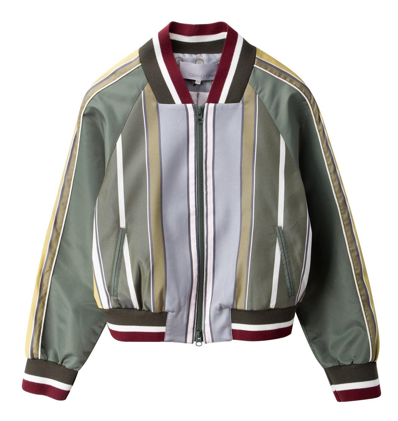 GRAND ONIL潮流時尚短版外套,原價11,900元,特價2,800元(公館...