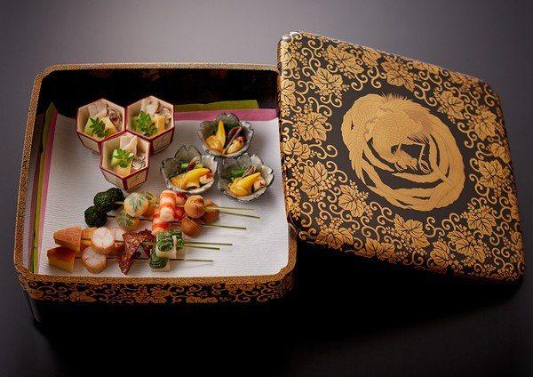 日本大阪餐廳柏屋已經連續10年拿下三星榮耀。圖/摘自柏屋官網