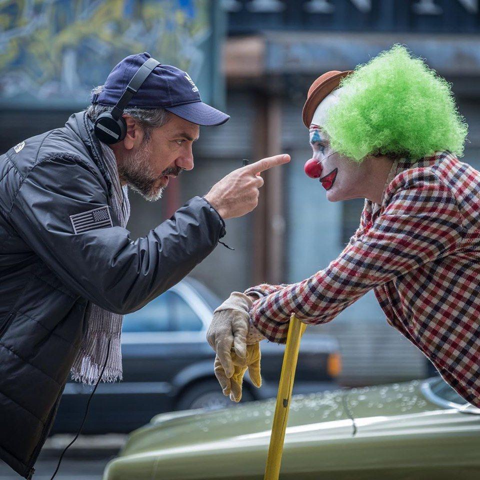 「小丑」。圖/華納兄弟提供