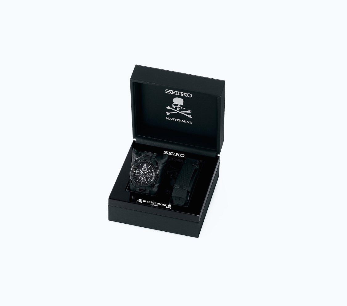 SEIKO Astron Revolution Line系列SBXC041腕表,...