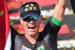 台灣宮廟帽揚名三鐵 傳艾登今年將領跑田中馬
