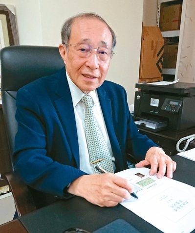 余幸司研究低能量雷射治療白斑的機轉超過20年,也是光生物調控療法(Photobi...