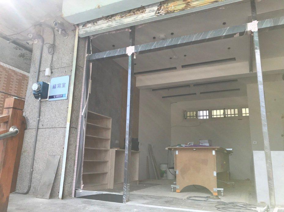 據了解,要在花蓮市立殯儀館門口開便利商店的業者,是在地人,不是企業超商。記者王思慧/攝影