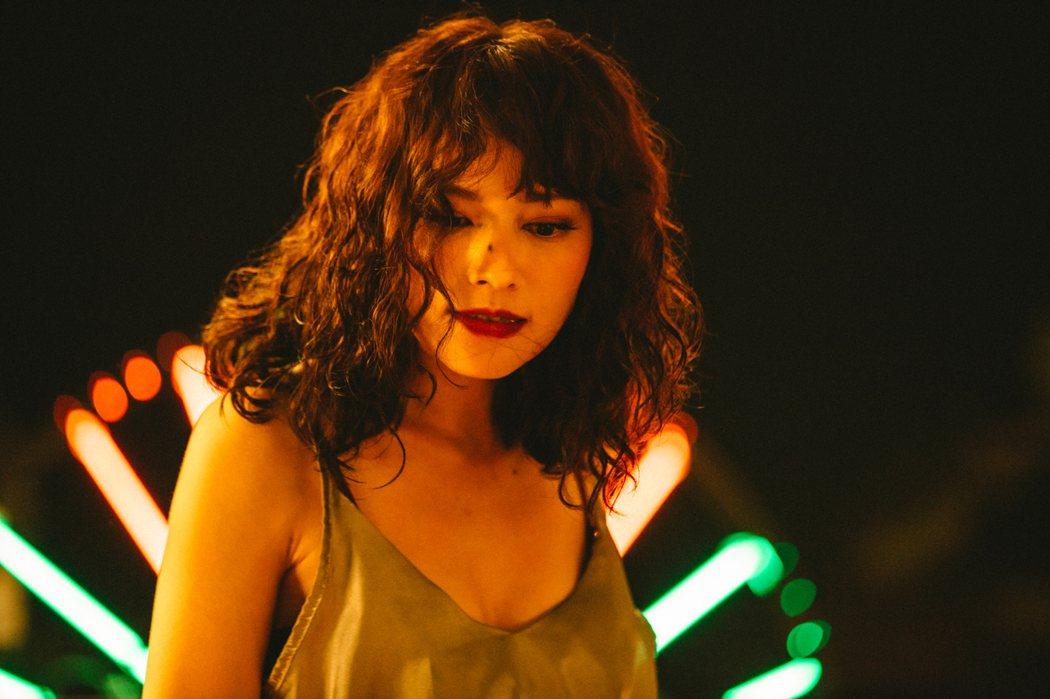 姚以緹在「江湖無難事」飾演變性人,一舉入圍金馬獎最佳女配角。圖/金馬執委會提供