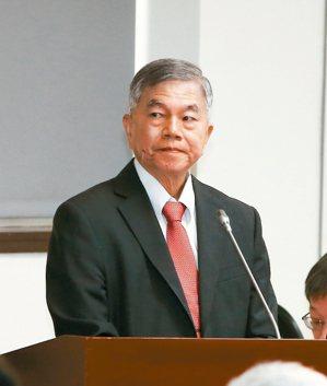 經濟部長沈榮津