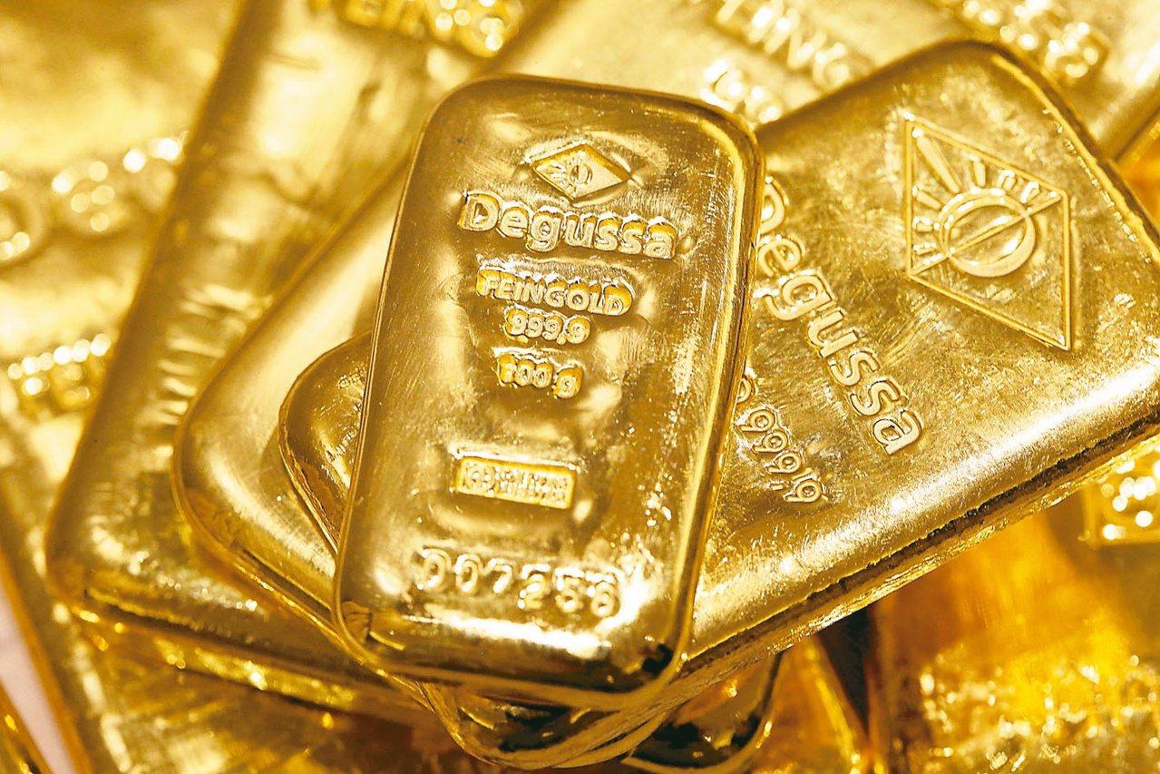 楊天立建議,若投資人資產配置有債券、股票的話,可以開始調整資產配置,增持5%的黃...