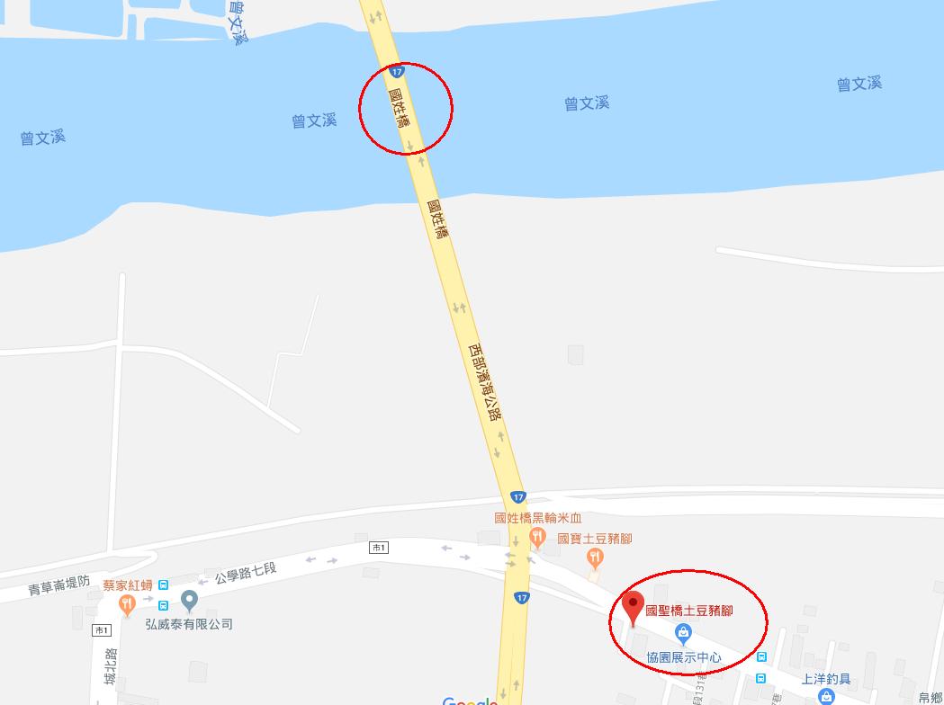 圖片來源/GoogleMap
