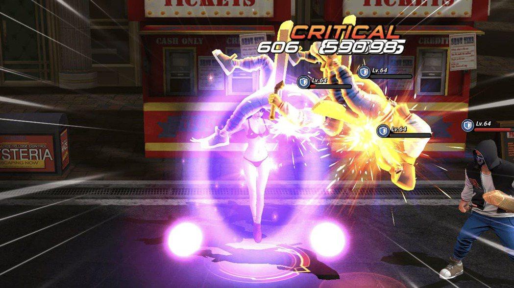 戰鬥過程中,每位格鬥家都擁有不同的必殺技。