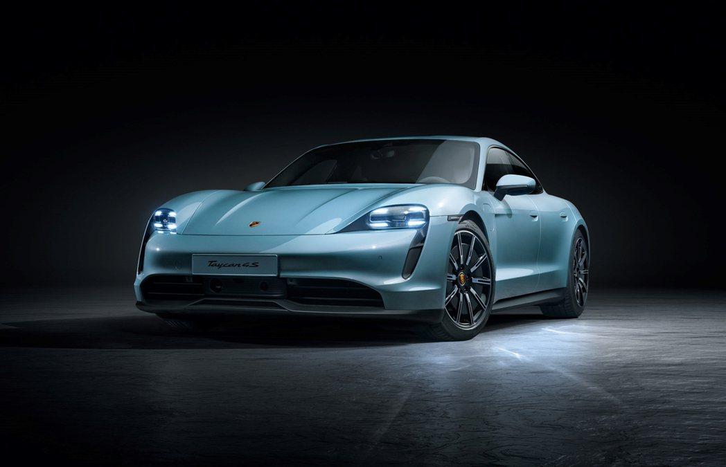 Porsche繼首波發表Taycan Turbo 與Taycan Turbo S...