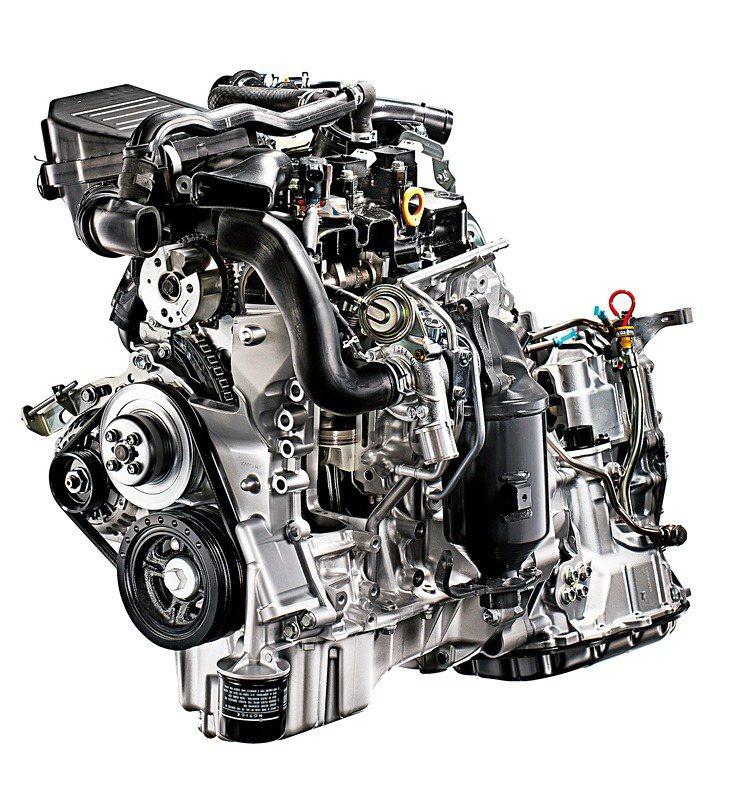 658cc的直列三缸汽油渦輪引擎,有64ps、9.4kgm的輸出。 摘自Daih...