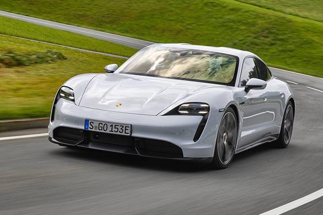 影/加速到200公里竟如此輕鬆! 還是不習慣沒聲的Porsche