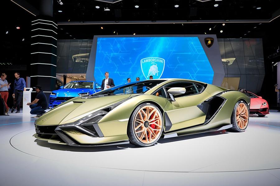 第一輛全電動Lamborghini可能是四門房車?