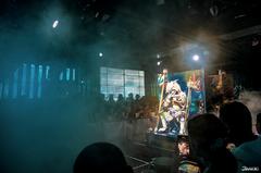 2019東京新宿時尚迷幻打卡點:又潮又ㄎㄧㄤ的機器人餐廳