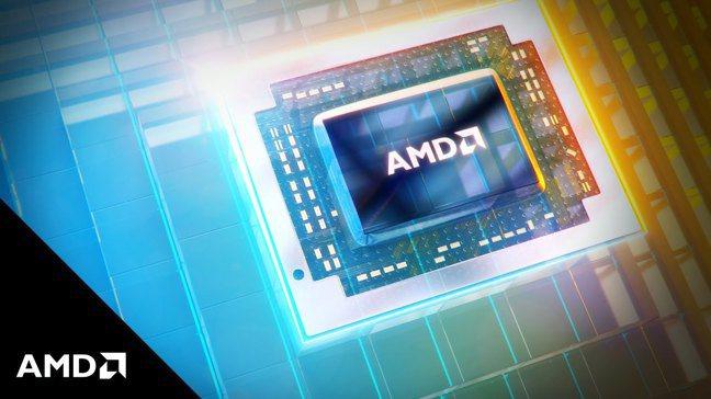 AMD處理器。圖/業者提供