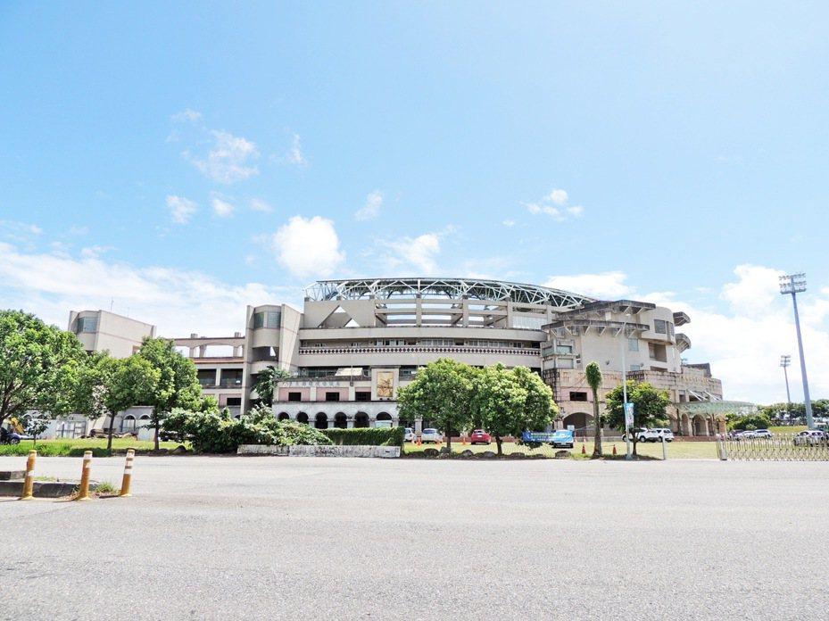 台東縣棒球村獲前瞻計畫1.12億元補助修繕,修繕 後將委外營運。記者羅紹平/攝影