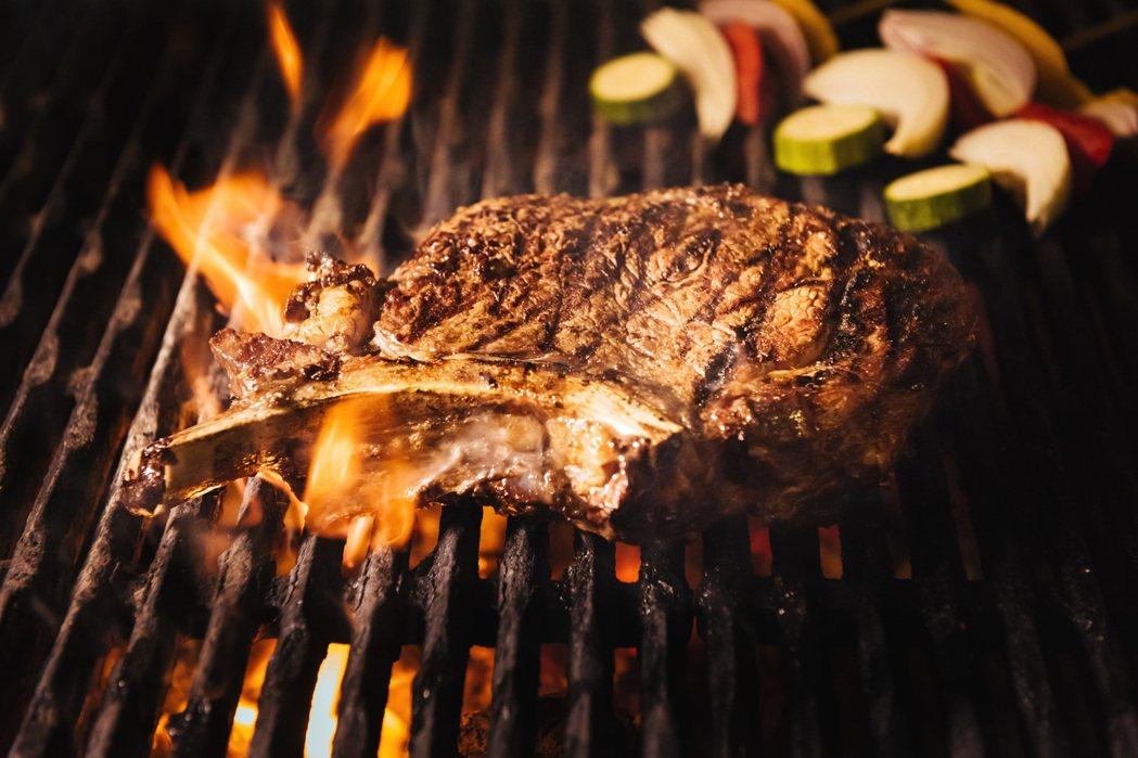 指定店家還可以享有優惠活動。圖/美國肉類出口協會提供