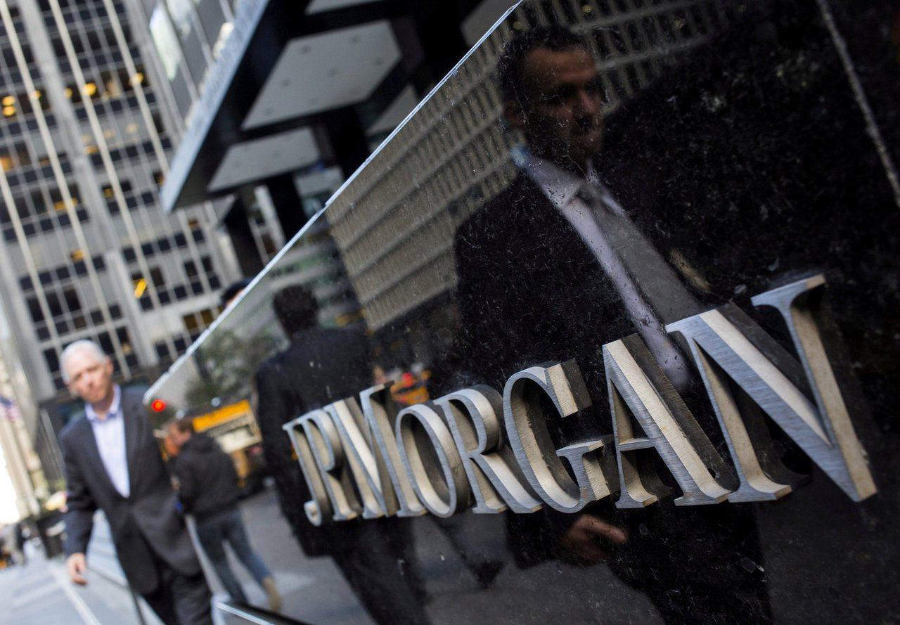摩根大通第3季財報優於市場預測。路透