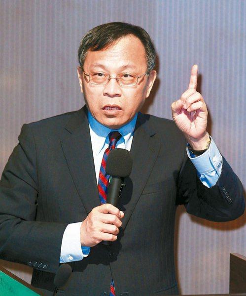 台灣銀行董事長呂桔誠。 圖/聯合報系資料照片