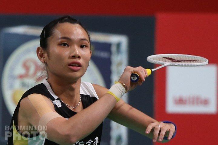 戴資穎。 Badminton Photo